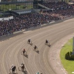 La carrera Elitloppet