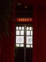 The Walled Off Hotel - Banks's