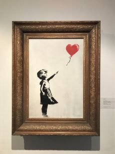 Girl with Balloon Photo EY